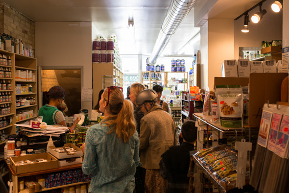 Beaches Natural Foods Toronto On